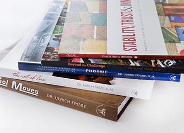 Corporate History Book
