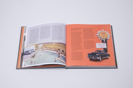 Franchisee story book specifally designed by Historical Branding Solutions Inc. as a custom corporate history book and company anniversary book solution for franchise companies